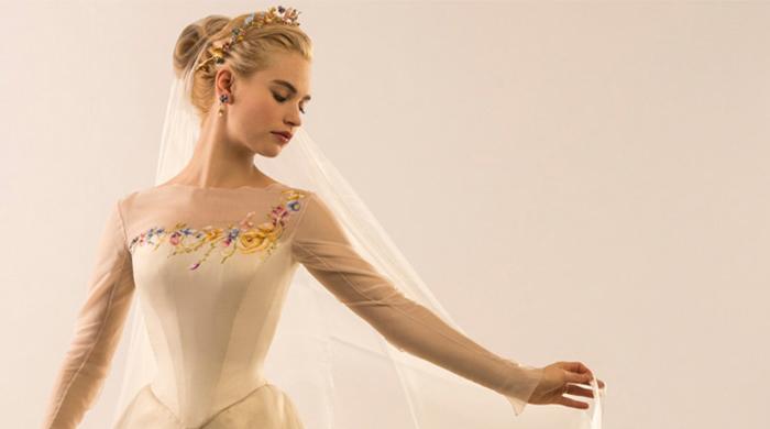cinderella wedding gown – Movie Mom